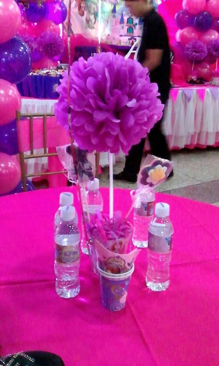 Centros de mesa para fiestas infantiles bs 1 20 en for Mesas fiestas infantiles