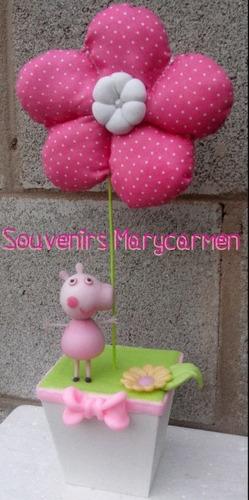 centros de mesa sapo pepe, mickey, kitty, winnie the pooh!!