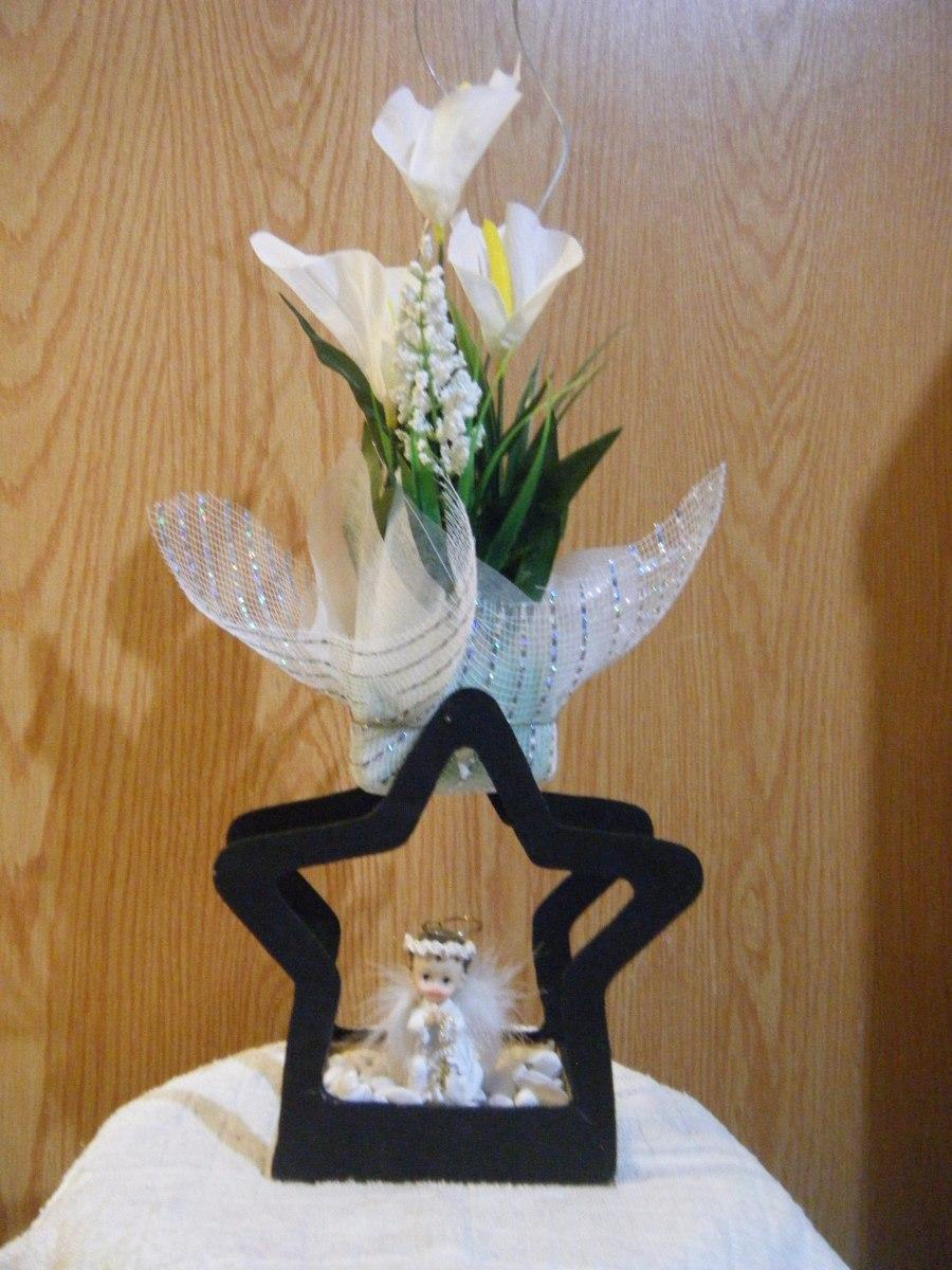 Centros de mesa toda ocasion boda xv bautizo comunion en mercado libre - Precios de centros de mesa para boda ...