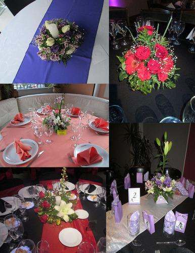 centros mesa, decoracion ramos ramos