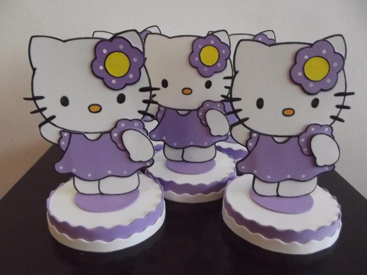 19b7120178e centros mesa-souvenirs de kitty en goma eva min 5u. Cargando zoom.