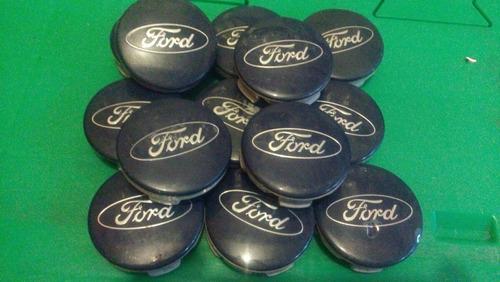 centro/tapa/copa rin ford azul original uso.