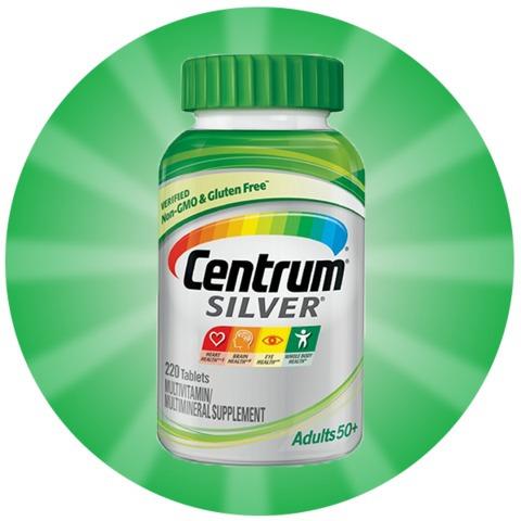 centrum silver adultos 50+ no gluten