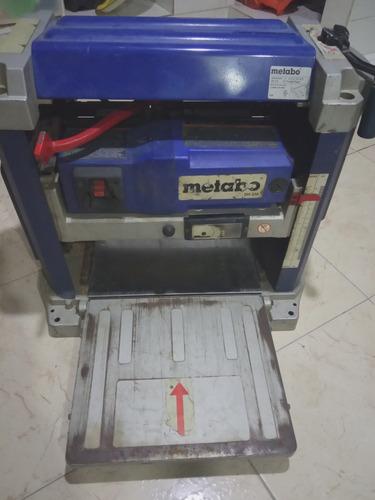 cepilladora 13   portatil par madera metabo