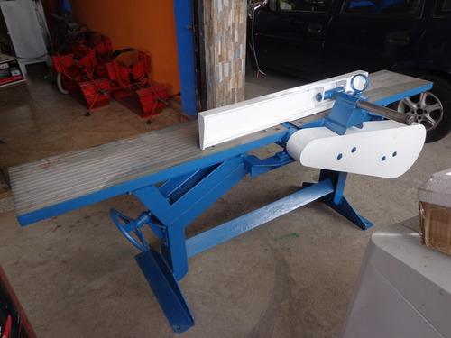cepilladora canteadora sierra sierra de cinta 4 maquinas