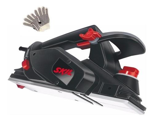 cepilladora cepillo garlopa rebajadora skil 1555 + guantes
