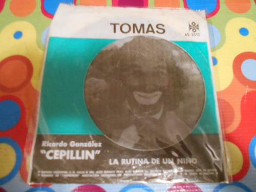 cepillin lp 45 rpm thomas