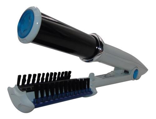 cepillo alisador cabello rodillo giratorio seco humedo wet2