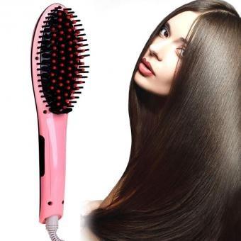 cepillo alisador de cabello electrico