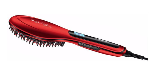 cepillo alisador de pelo mondial magic brush ion ea-01 230°c