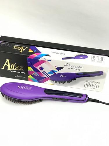 cepillo alisador digital  alizz para el cabello garantia1año