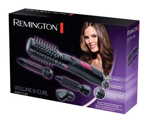 cepillo alisador para cabello remington as7051, 4 en 1