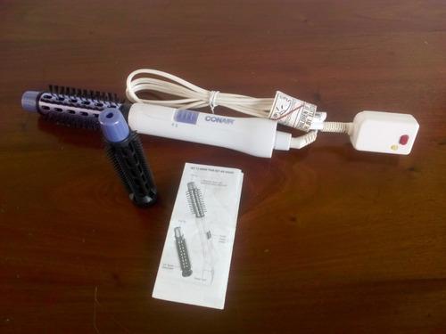 cepillo alisador/secador de cabello 2-en-1 hot air styler