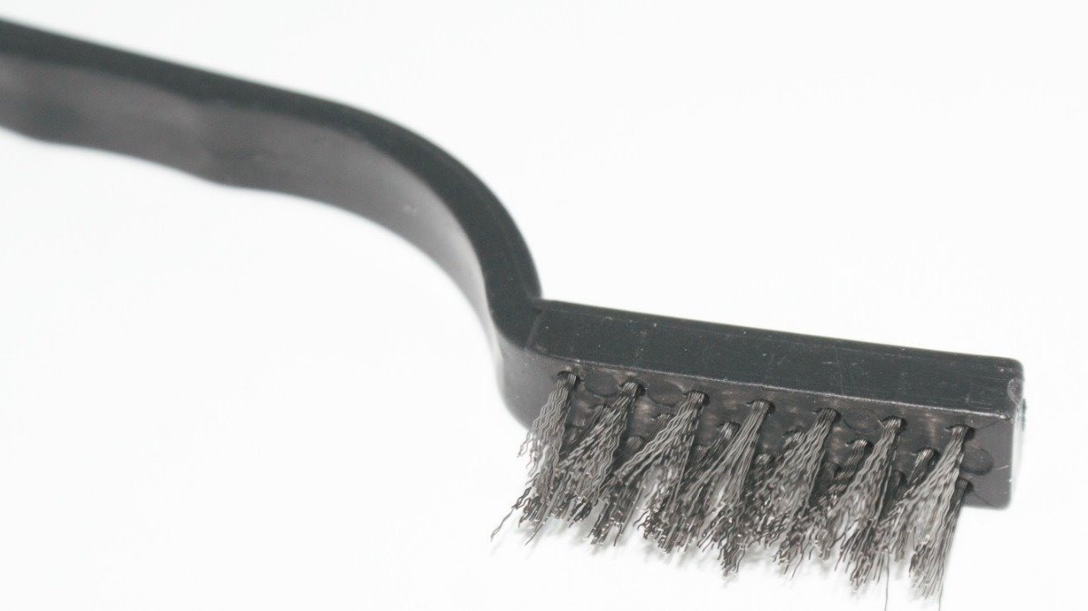 Cepillo antiestatico Tipo-3 para reballing
