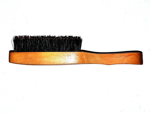 cepillo botapelo brush fade barberías, peluquerías