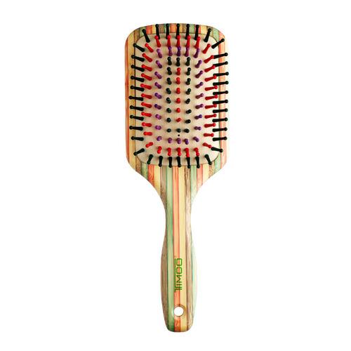 cepillo cabello madera ecológico ultra comfort timco cmc02