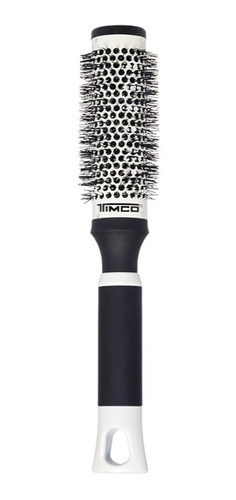 cepillo cabello térmico cerámica redondo 1 1/4  timco ccr-2