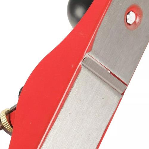 cepillo carpintero n 4 garlopa cuchilla manual 235 x 45 mm black jack