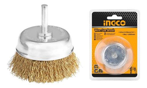 cepillo copa p taladro 50mm ingco wb30501-pa