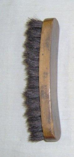cepillo de cerda antiguo para lustrar zapatos oportunidad !