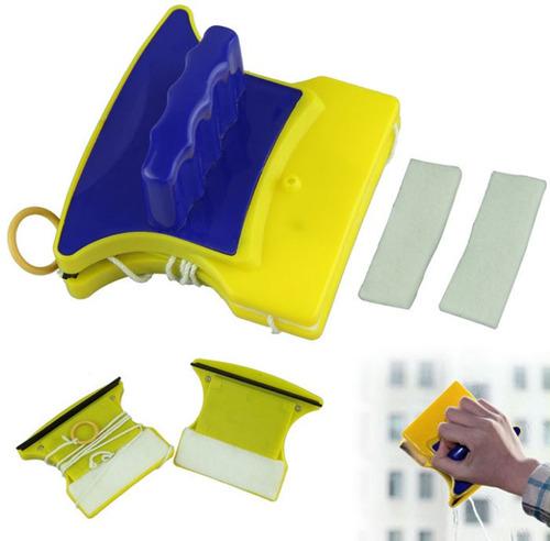 cepillo de cristal lateral doble magnético del limpiador