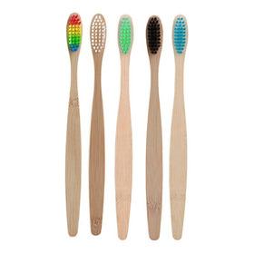 Cepillo De Dientes Bambú Bamboo Ecologico