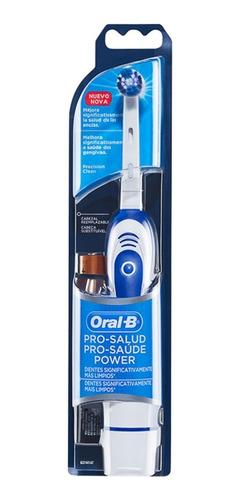 cepillo de dientes con pilas oral-b prosalud