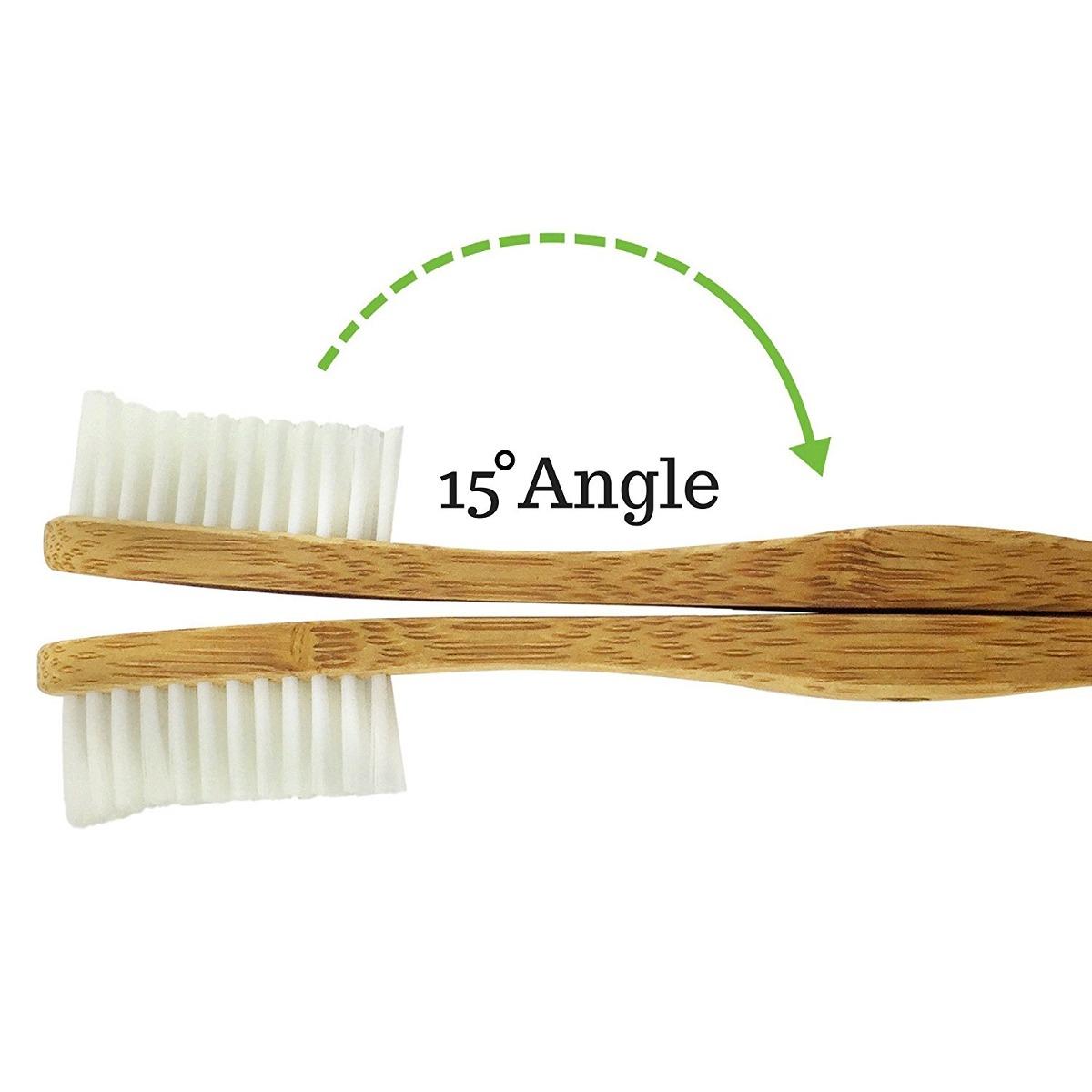 Resultado de imagen para cepillos de dientes de sierra en ángulo