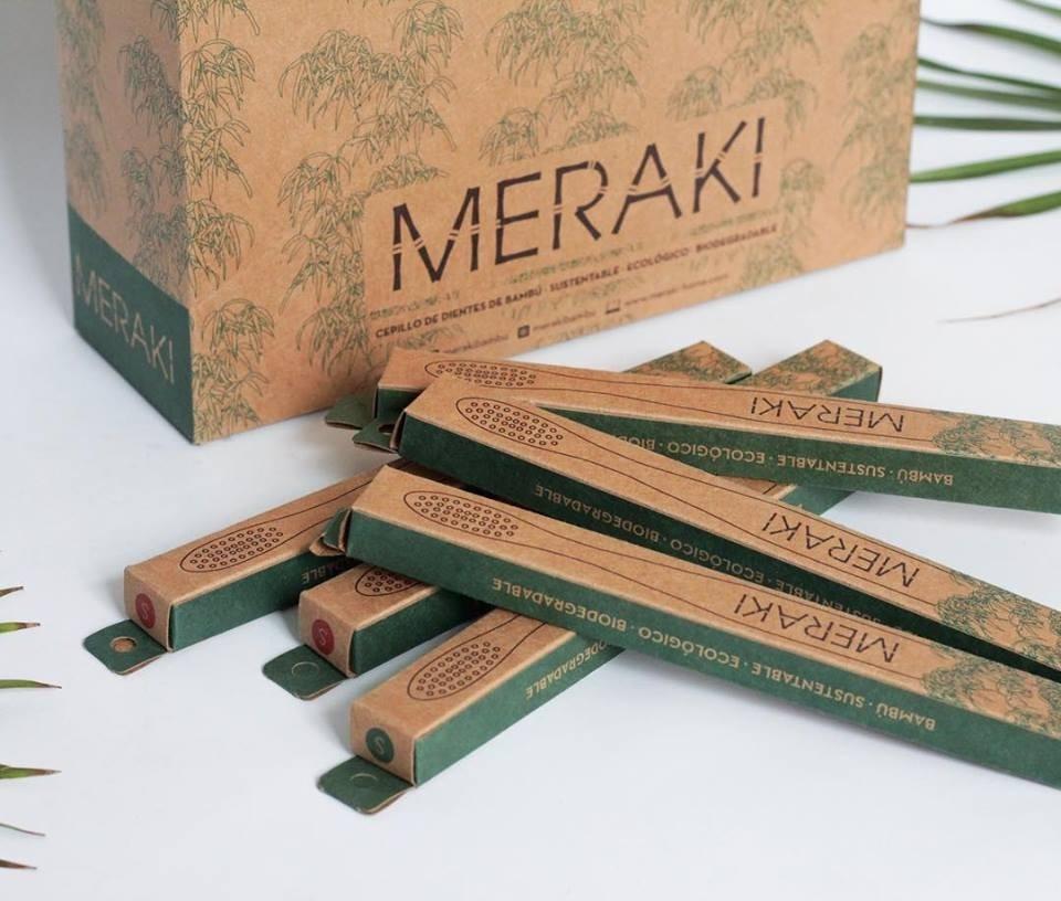 cepillo de dientes ecológico bambú meraki. Cargando zoom. 958a0d40209f