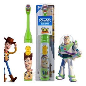 Cepillo De Dientes Electrico Niños Oral B Disney Toy Story