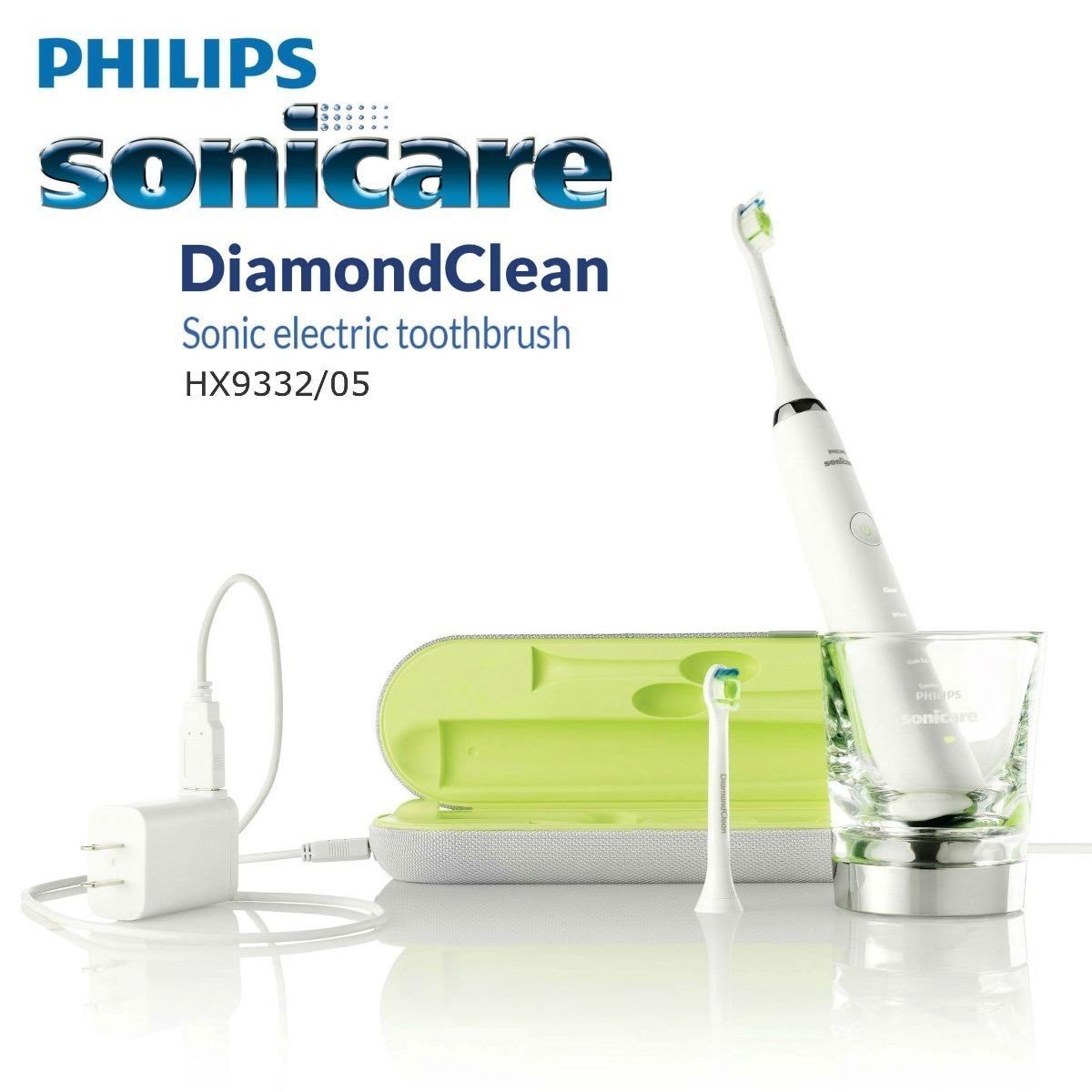 cepillo de dientes eléctrico philips sonicare diamond clean. Cargando zoom. e0b9e2fdacac