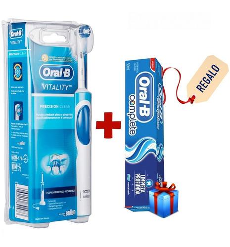 cepillo de dientes eléctrico recargable oral-b vitality