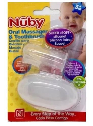 cepillo de dientes para bebe