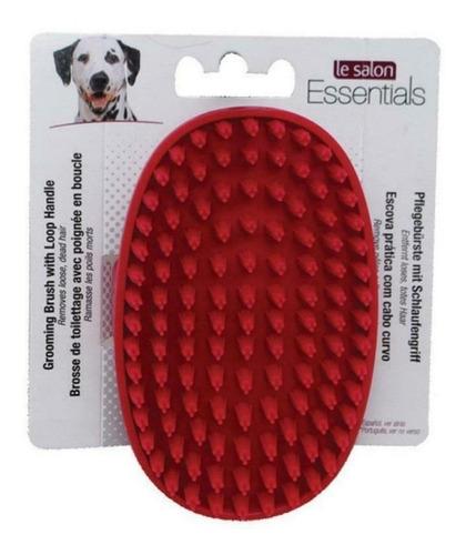 cepillo de goma para perros- le salon