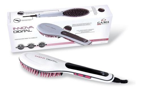 cepillo de pelo cabello gama therapy deep care ion no frizz