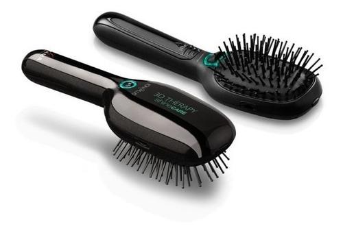 cepillo de pelo gama 4d therapy deep care ozone ion no frizz