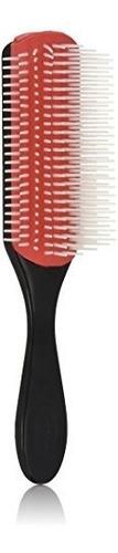 cepillo denman brush nylon bristles, 9-row