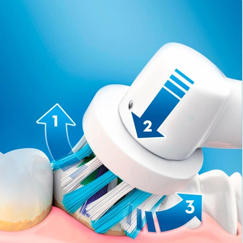 cepillo dental eléctrico braun recargable oral b vitality. Cargando zoom. b6893506874c