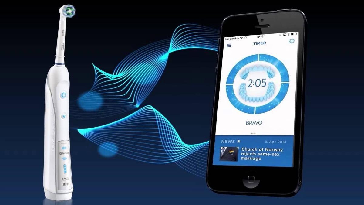 cepillo dental eléctrico oral-b 5000 tecnología bluetooth. Cargando zoom. d449e839eb80