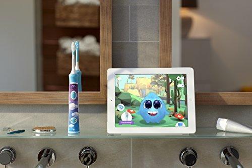 Cepillo Dental Eléctrico Recargable + Conexión A Bluetooth ... 7d6f8646196f
