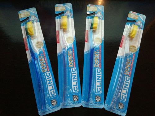 cepillo dental expert clinic 12 cepillos