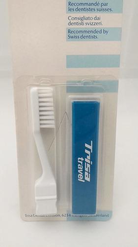cepillo dental trisa kit viaje