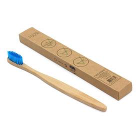 Cepillo Dientes Bambú Biodegradable Suave Ecológico 1pz Arco