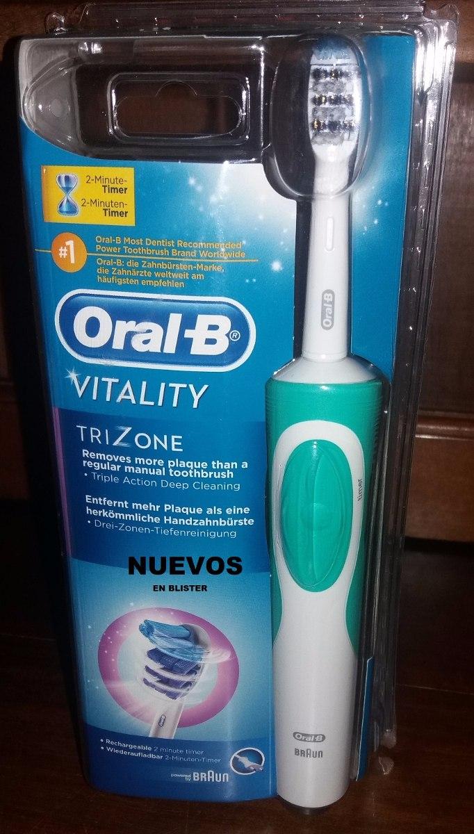 cepillo electrico 220w. nuevo oral b trizone temporizador 2m. Cargando zoom. 6830dcdc9d5c