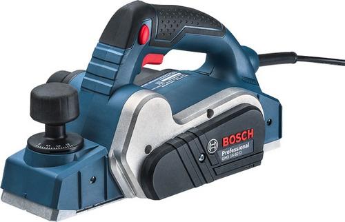 cepillo electrico 630watts para madera bosch gho 16-28d