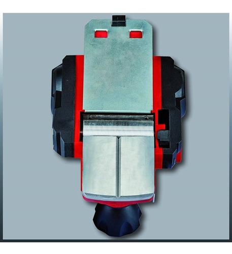 cepillo electrico 750 w, 17000 rpm einhell tc pl 750 aleman