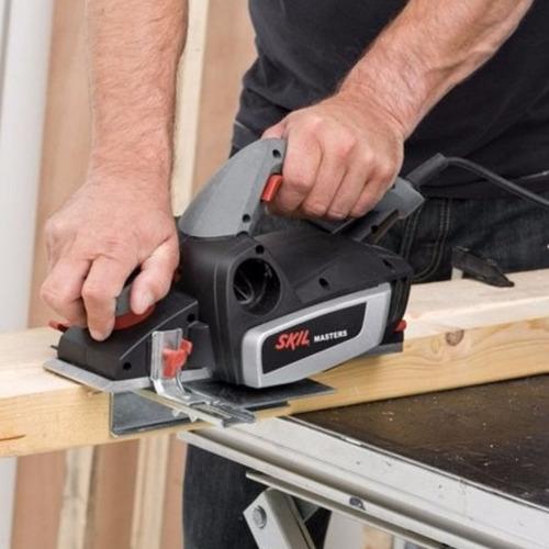 cepillo electrico 900watts para madera skil 1570