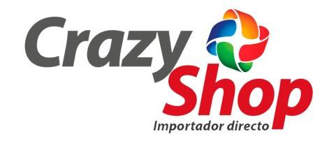 cepillo eléctrico alisador planchita anti frizz crazy shop