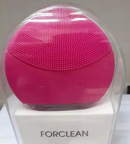 cepillo eléctrico facial ,masajeador exfoliante de cuti