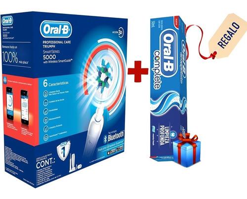 cepillo eléctrico oral-b professional care 5000 conbluetooth